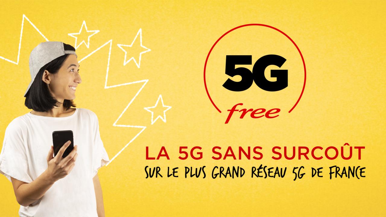 Free déploie la 5G à Paris, Orange arrive !