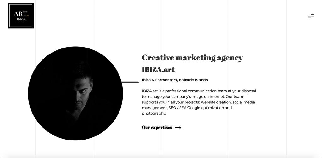 Agence <strong>IBIZA.art</strong>